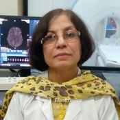 Dr. Lala Rukh Butt, Radiologist