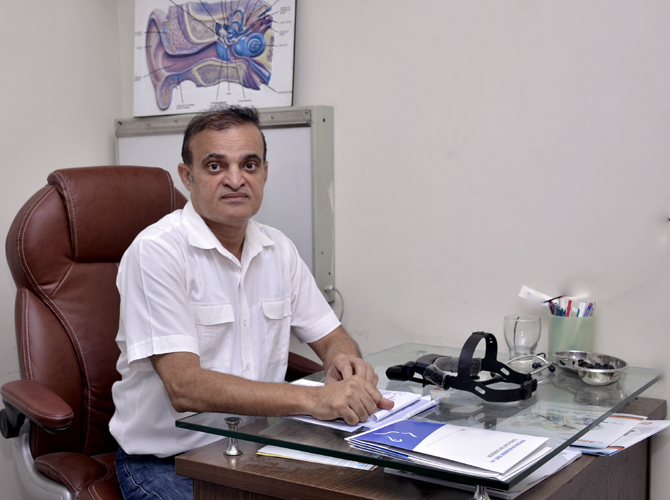 Prof Dr. Muhammad Tariq, Ear, Nose, Throat Specialist