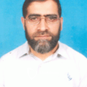 Dr. Qazi Ahsan Azeem, Ear, Nose, Throat Specialist