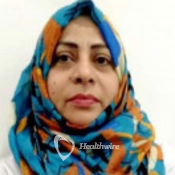 Dr Ambreen Farhan, Orthopedic Surgeon