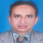 Dr. Suhayb Ahmed Khushk, Cardiac Surgeon