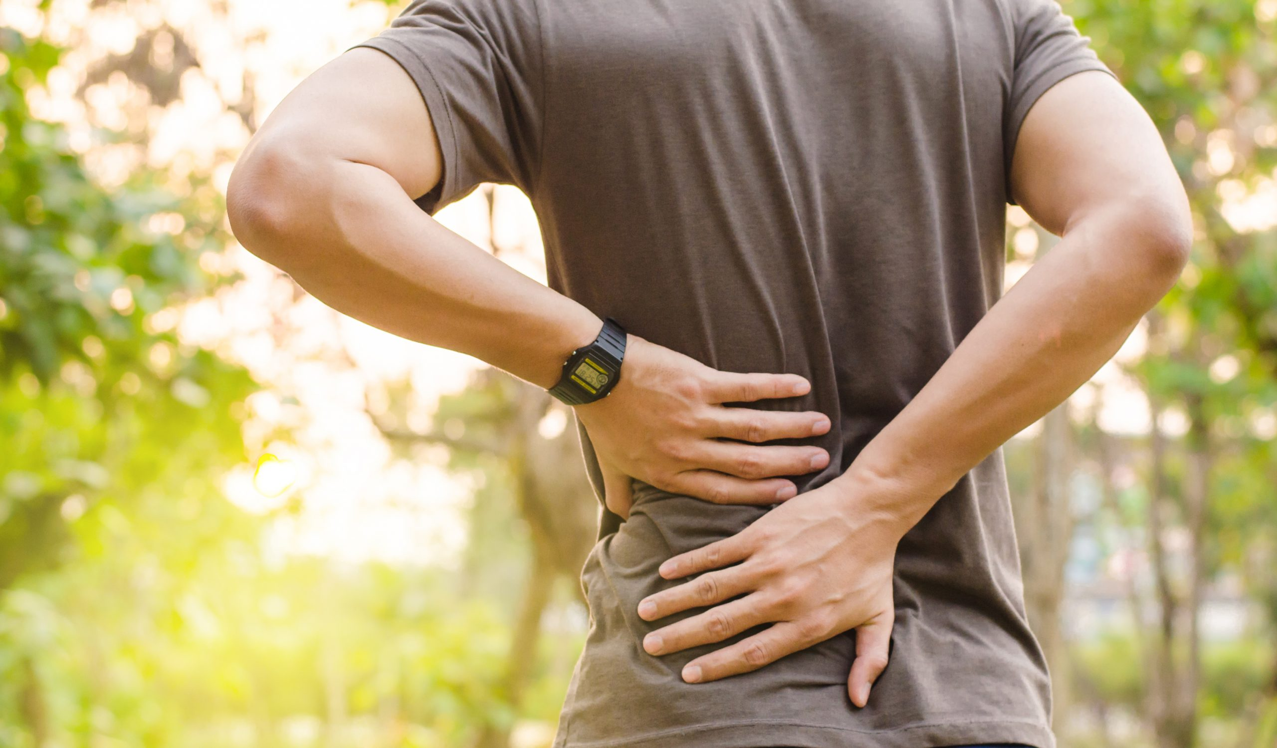 7 simple ways to relieve back pain