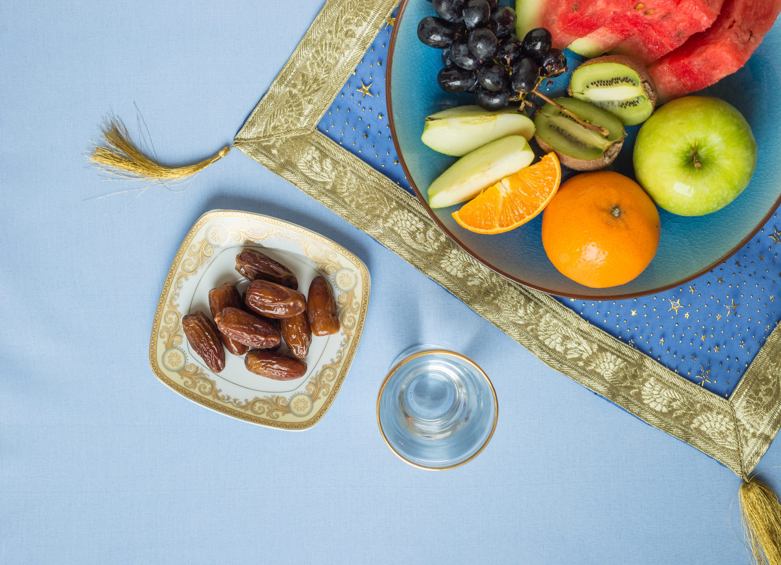 Healthy Drinks and Foods to take during Ramadan